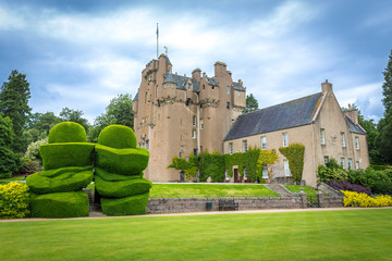 Crathes Castle #2, Aberdeenshire, Scotland