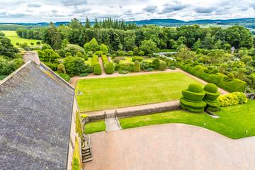 Crathes Castle #9, Aberdeenshire, Scotland