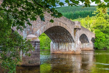 Old Bridge at Ballater #1, Cairngorms NP, Scotland