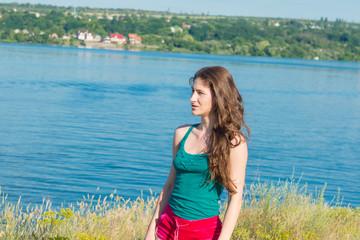 Girl,ballerina, Dnepropetrovsk. Ukraine. 29.06.2014