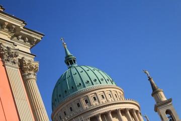 Kuppel der Nikolaikirche in Potsdam
