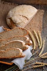 Nonyeast homemade bread