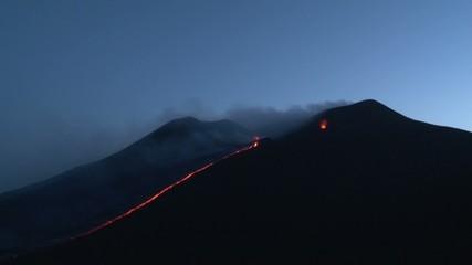 Volcano Etna
