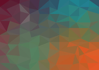 Retro abstrace background