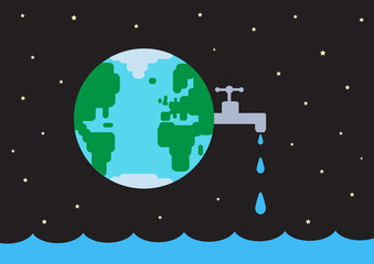 Global Water Waste