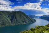 Monte Bre - Lookout over Lake Lugano