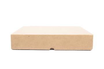 One brown carton