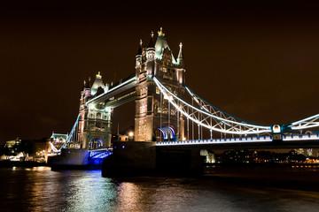 Tower Bridge, City of London - England