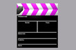 Pink Clapboard