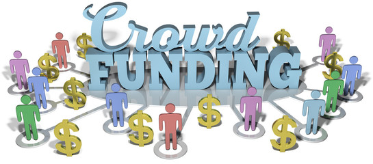 Crowdfunding US people start investing