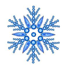 Snowflake jewelry