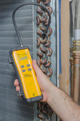 Refrigerant Leak Detection