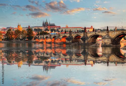 fototapeta na ścianę Praga