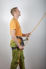 Klettern - Sichern