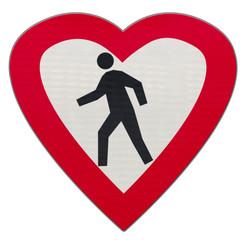 parcours santé, marche du coeur