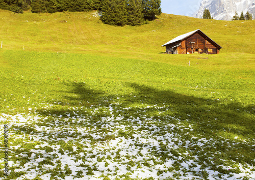 スイス アルプス