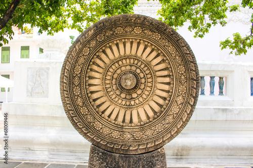 Wheel of Dharma - 68009446
