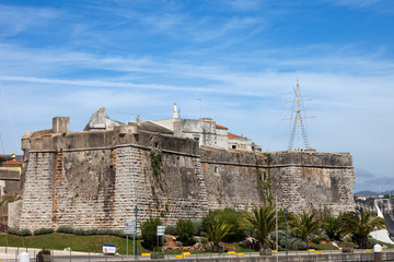 Cascais Fortress in Portugal