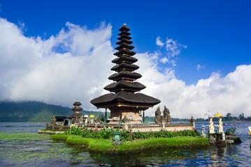 Pura Ulun Danu Bratan, a water temple on Bali, Indonesia
