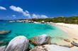 Stunning tropical beach