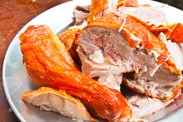 Sliced Duck Meat