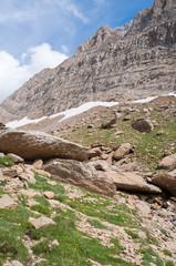 Monte Bisaurin, Pirineos de Huesca, España