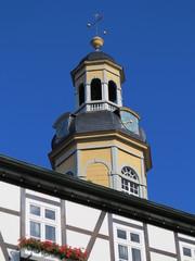 Kirchturm der Marktkirche Rinteln