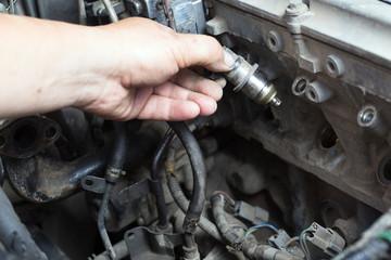 repair fuel system nozzle