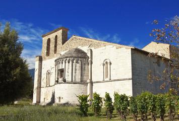 San Clemente abbey, Abruzzo region, Italy