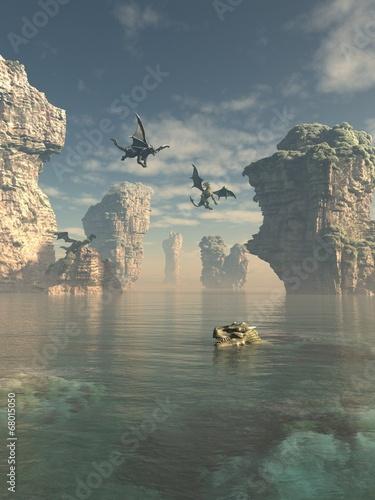 Dragon Cliffs - 68015050