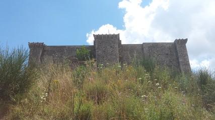 Sicignano degli Alburni-Il castello