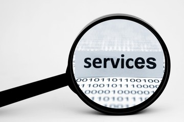 Search for service