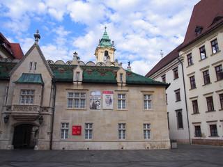 Palais in Bratislava