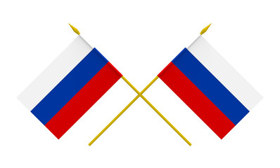 Flags, Russia