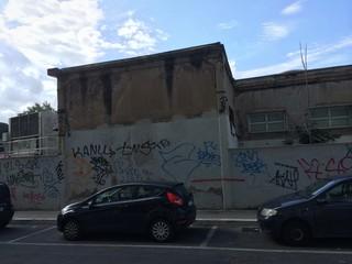 Scritte sul muro