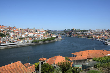 Beautiful Town of Porto in Portugal