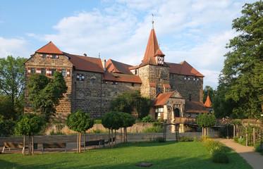 Wenzelschloss in Lauf a. d. Pegnitz