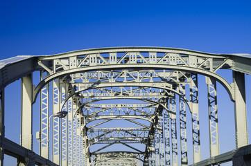 Old truss Bridge.