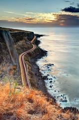Route du Cap la Houssaye