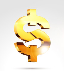 Dollar sign 3