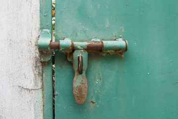 Abandoned Lock