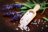 Fototapety Lavendelsalz