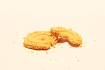 cracked cookie