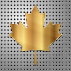 leaf of gold