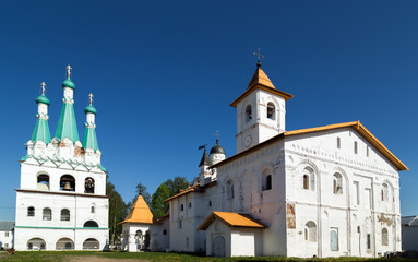 Church of the Protection of the Theotokos with refectory of Svir