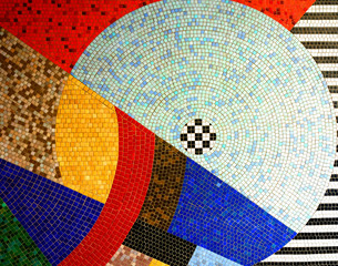 Mosaïques et formes géométriques