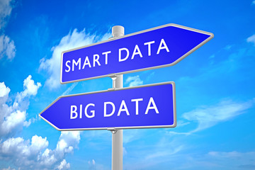 Smart Data vs Big Data