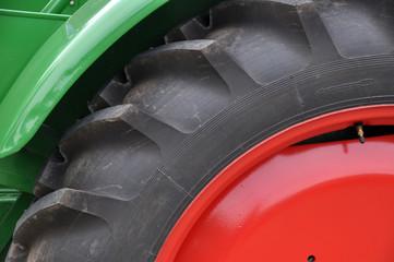 Traktor - Detail