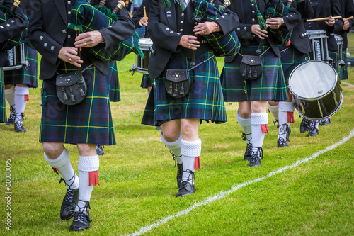 Fotobehang Noord Europa Highland Games #2 - Kilts, Scotland