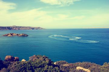 spectacular seascape, Crete, Greece